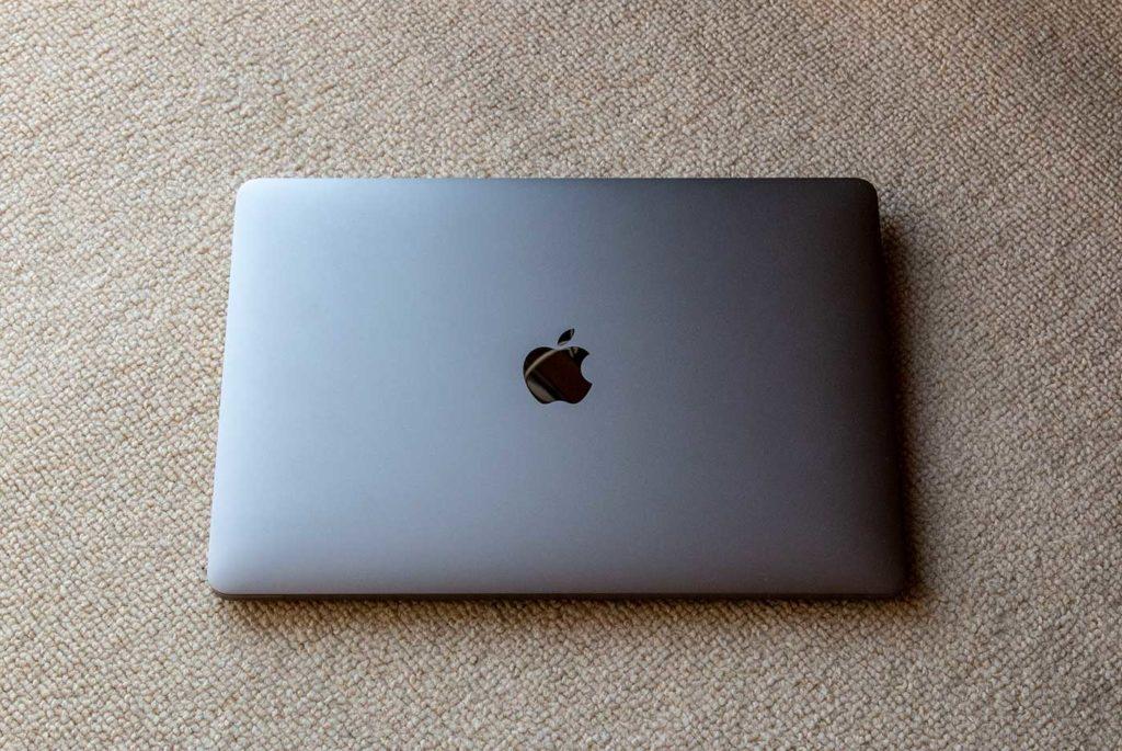 13インチMacBook Pro 2018