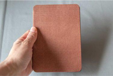 安くて質感もいい非純正「Kindle Paperwhite」のカバー。オートスリープ機能付きで便利
