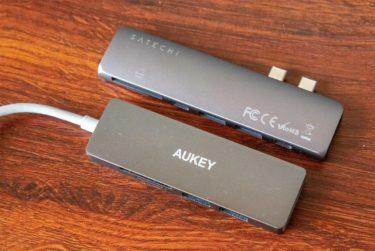 MacBook向け「USB-Cハブ」は、直付けタイプとケーブルタイプどちらがいいのか考察