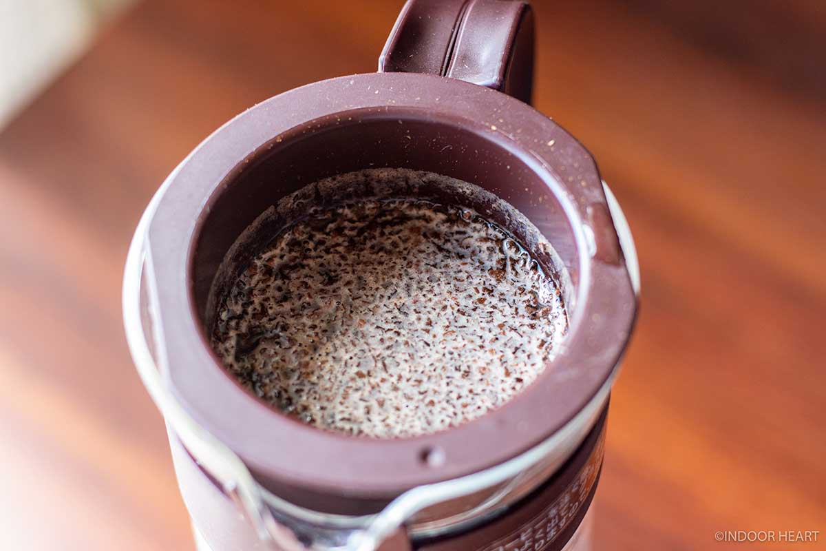 水出しコーヒーを作る