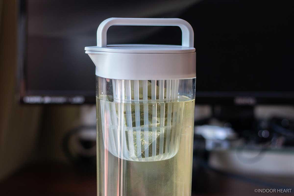 水出しのお茶を作る