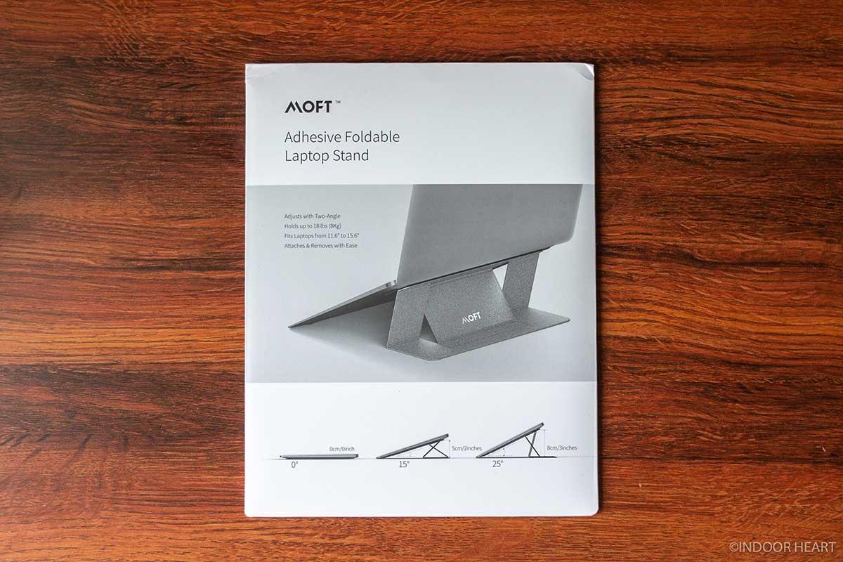 MOFTのパッケージ
