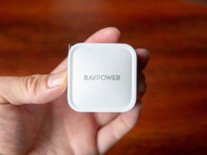 RAVPower急速充電器
