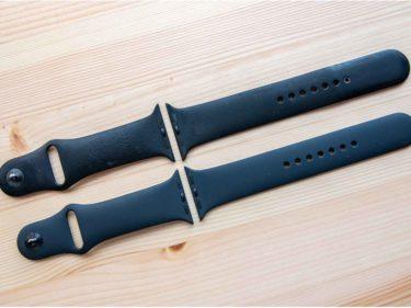 Apple Watchの「バンドの互換性」はある。ただし本体サイズには要注意!
