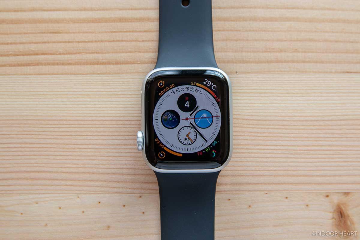 Apple Watchのインフォグラフ