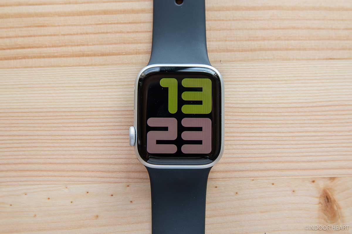 Apple Watchの数字・デュオ