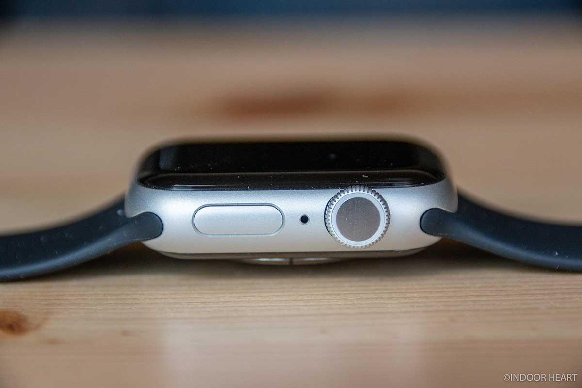Apple Watchのボタン類