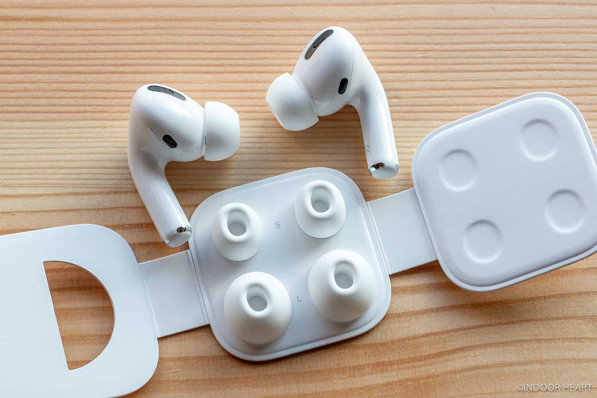AirPods Proとイヤーピース