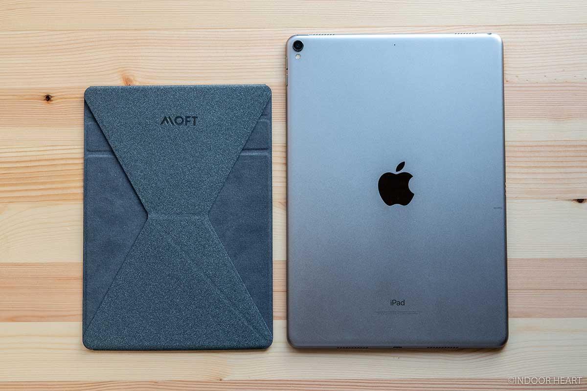 MOFT XとiPad Pro