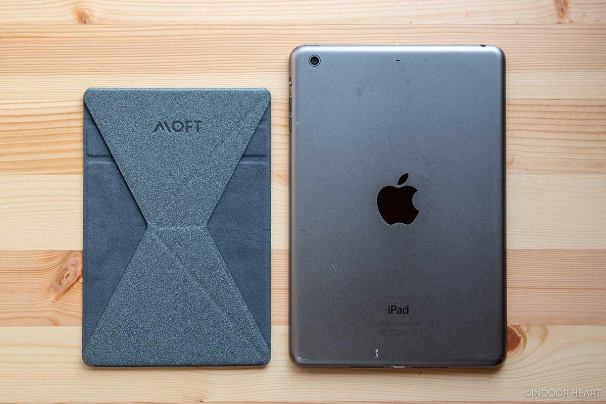 MOFT XとiPad mini