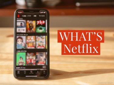 Netflixの解説記事のアイキャッチ