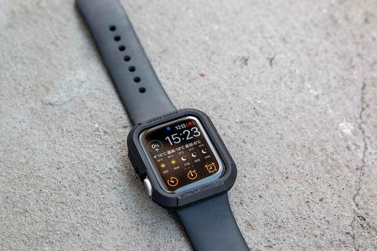 Apple Watchとケース
