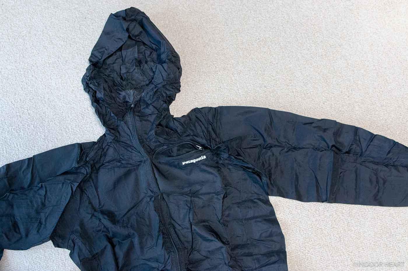 パタゴニアのフーディニ・ジャケット