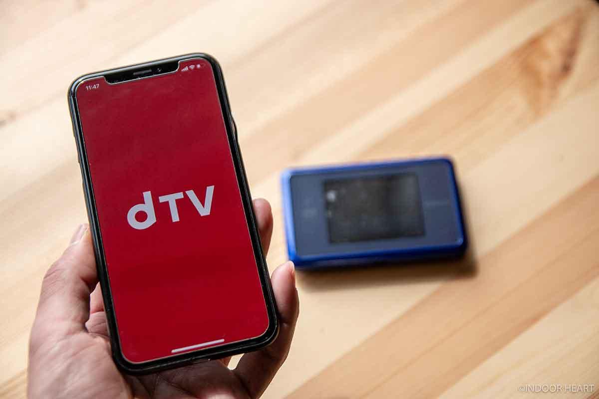 dTVとWiMAX