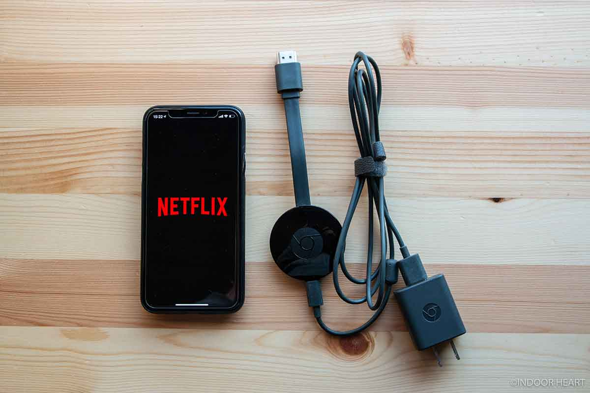NetflixとChromecast