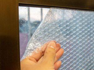 窓の断熱シート