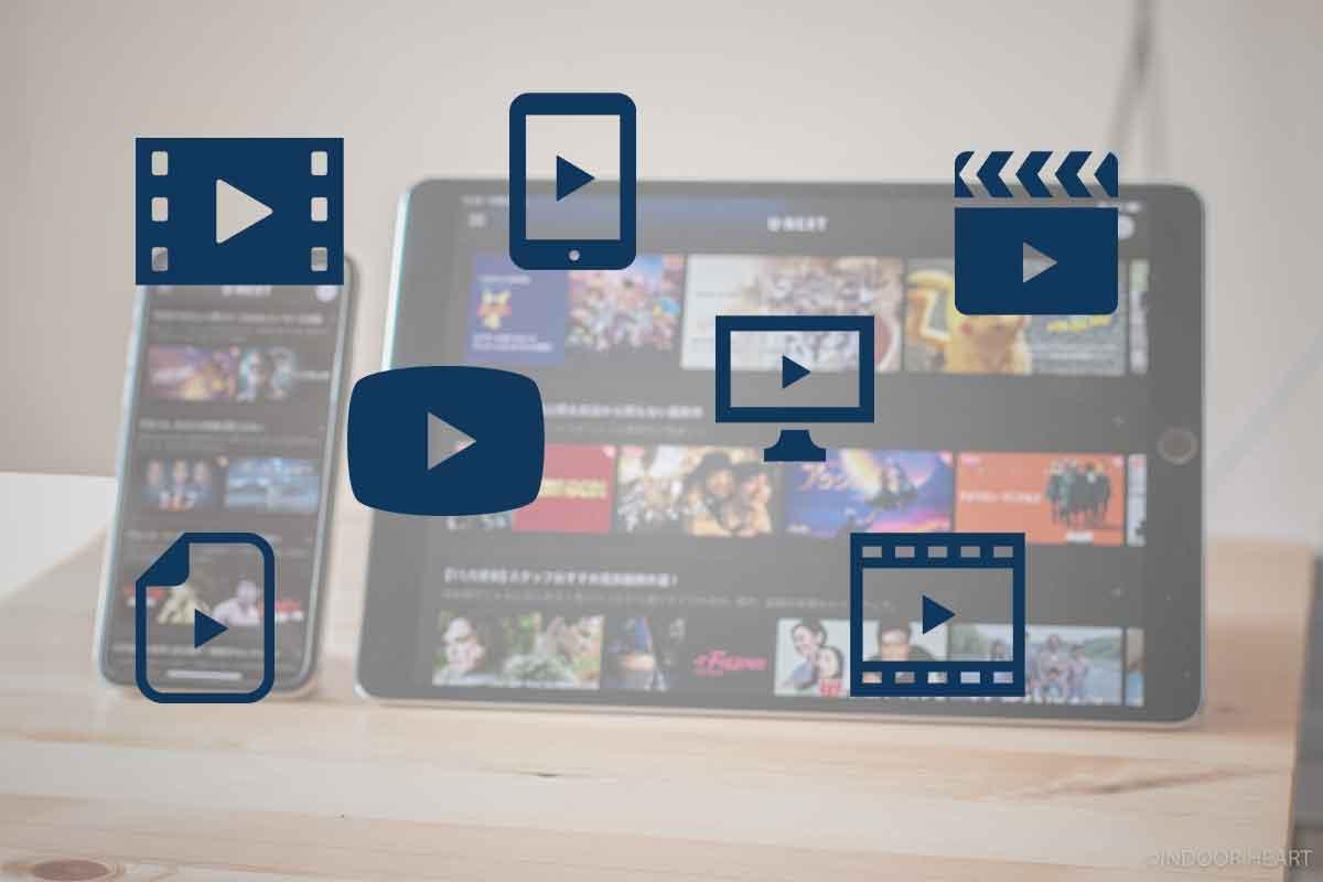 動画配信サービスをラインナップで選ぶ