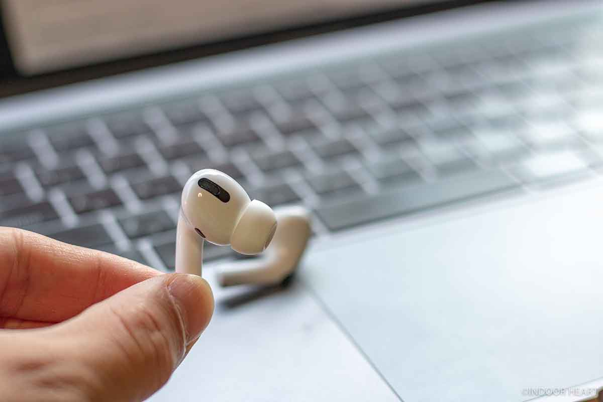 Airpods Proのかたち