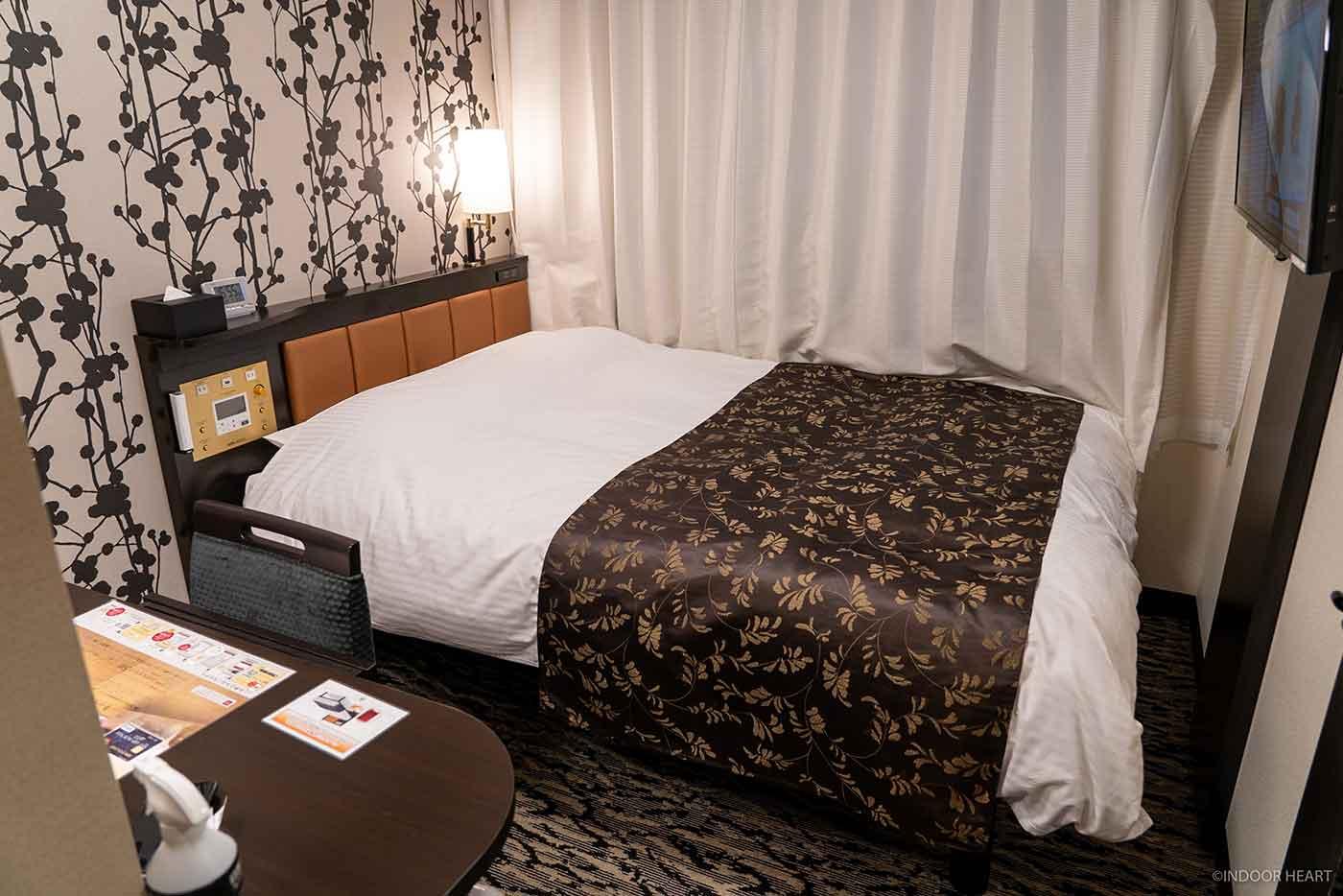 アパホテル&リゾート横浜ベイタワーの室内