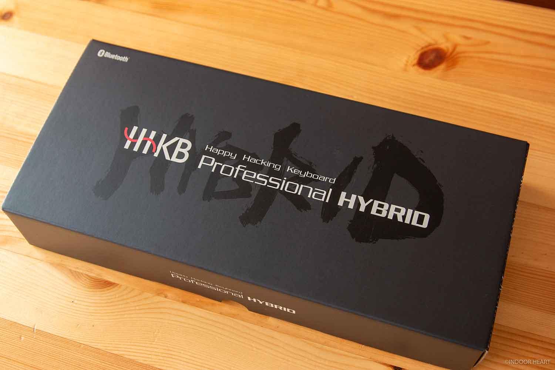 HHKBの箱