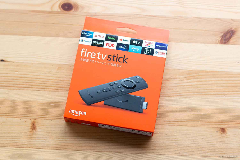 第3世代Fire TV Stickの箱