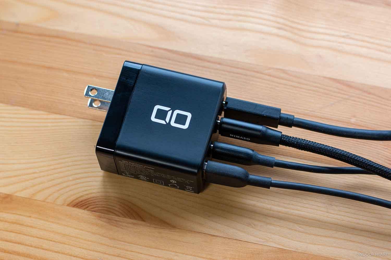 CIO-G65W3C1Aと各ケーブル