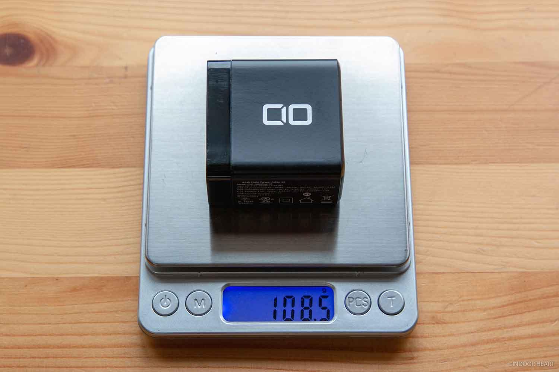 CIO-G65W3C1Aの重さ
