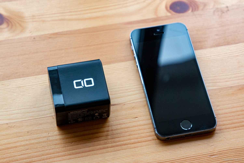 CIO-G65W3C1AとiPhone 5s